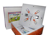 Инкубатор Гусыня ИБ-54 с автоматический переворот, ламповый, цифровой