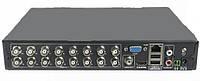 Видеорегистратор 16 каналов PoliceCam DVR-6616AHD2MP