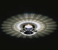 Интерьерный встраиваемый светильник Swarovski