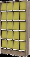 Шкаф для журналов (20 ячеек), мебель