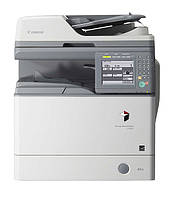 Черно-белое лазерное МФУ А4 Canon iR1750i, принтер-сканер-копир, факс (опция), фото 1