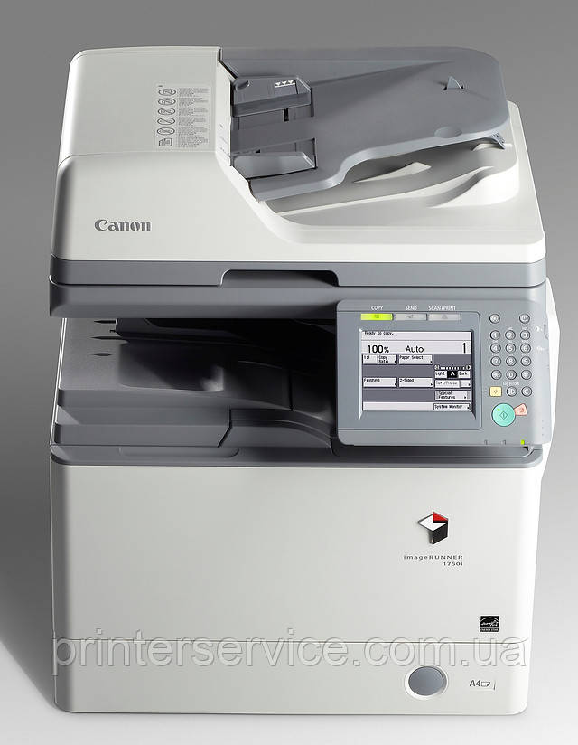 МФУ Canon iR1750i, принтер-сканер-копир, факс (опция)