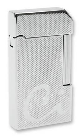 """Оригинальная мужская зажигалка с гравировкой """"Caseti"""" CA59 (5) серебристый"""