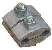 Плашечный алюминиевый зажим ПА 2-1