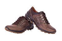 Мужские кожаные кроссовки Bumer