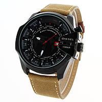Diesel мужские стильные часы с картой