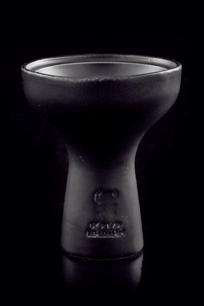 Чаша Kaya Block Funnel, черная