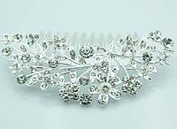 Нежный гребень для волос оптом. Свадебные украшения оптом. 230