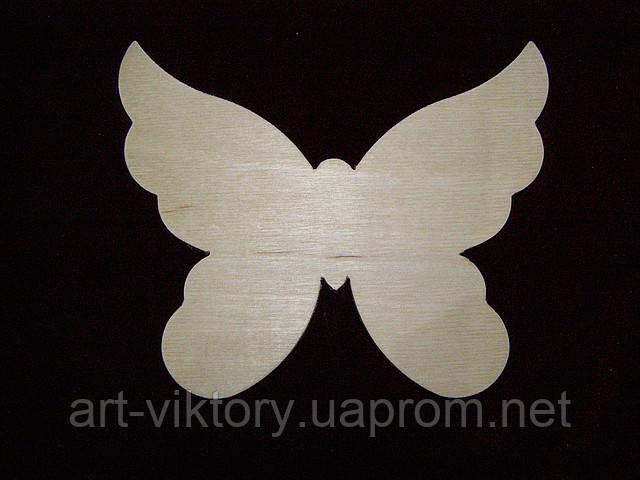 Трафарет метелик