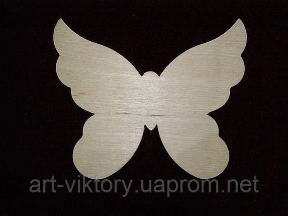 Трафарет бабочка, фото 2