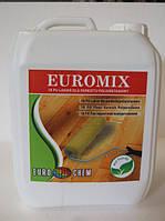 Лак паркетный Euromix  полиуретановый 1К   Емкость 5 л.
