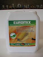Грунтовка Euromix  под паркетный лак Емкость 5 л.