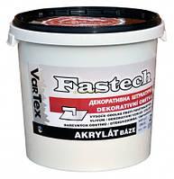 "Fastech (ТМ ""Vartex"") фасадная акриловая декоративная штукатурка Барашек 1,0 мм"