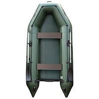 Лодка надувная ПВХ, моторная, 4-х местная KOLIBRI KM-330