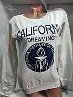 Батник демисезонный женский California Dreaming