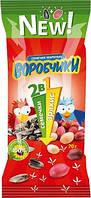 """Семечки жареные с арахисом 70 гр. ТМ """"ВОРОБЧИКИ"""""""