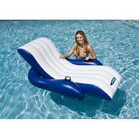 Надувной матрас для плавания 58868 Intex 180х135 см
