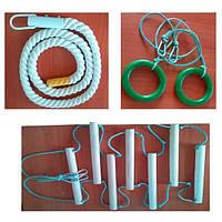 Веревочный набор для детей с крепежными элементами