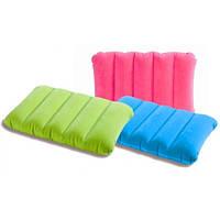 Надувная подушка intex 68676 43х28х9 см