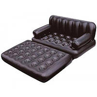 Надувной диван кровать 75038 BestWay 188х152х64 см