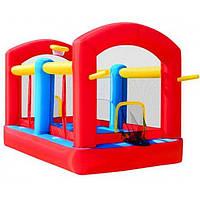 Детский надувной центр MS 0566 336х240х240 см + воздухонагнетатель