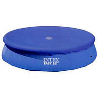 Тент для бассейна 28020 Intex диаметром 244 см