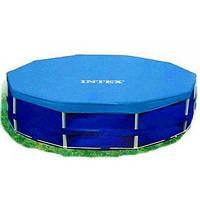 Тент для бассейна каркасного 28030 Intex 305 диаметра