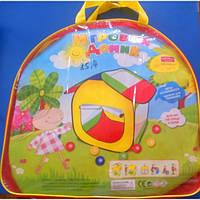 Палатка домик для детей ZYK-008 B-13