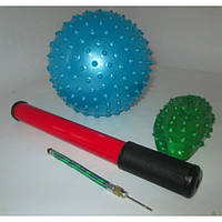 Мяч массажный для детей MS 0023 большой