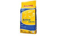 Josera (Йозера) Active Сухой корм для активных собак, 18 кг.