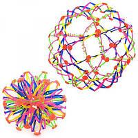 Мяч-трансформер детский 8811 размер 14 см от 3 лет