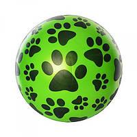 Мяч резиновый детский MS 0247 9 дюймов 75 грамм 6 видов