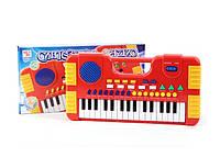 Детский синтезатор SD984-A, детский орган