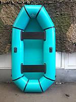 Лодка надувная Омега 2-х местная (двушка)