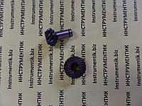 Червячная пара нижнего редуктора для мотокос (7 шлицов)