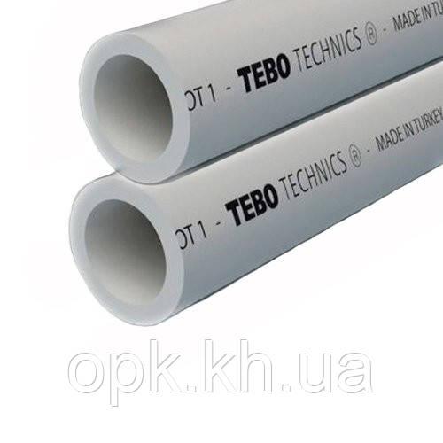Трубы полипропиленовые тево technics pn20 цена