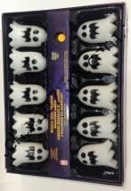 Гирлянда Привидения, декор на Хэллоуин