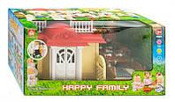 Домик Счастливая семья