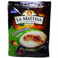 Кофейный напиток Капучино La Mattina ореховый,100 гр