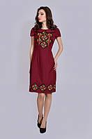 Женское вышитое платье 0707, фото 1