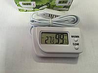 Гигрометр-термометр, измеритель влажности в инкубаторе с выносным датчиком