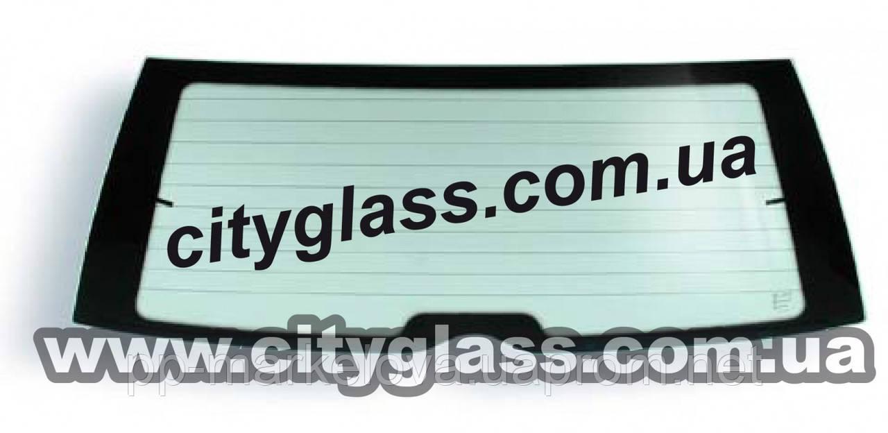 Заднее стекло на Дачия Логан / Dacia Logan (2004-2012) / правая половина без обогрева / минивен