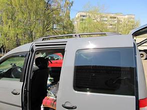 Рейлинги черные VW Caddy (Crown)