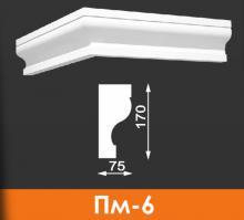 Пояс межэтажный Пм-6