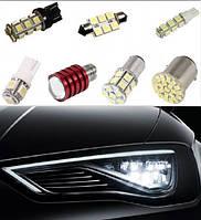 Автолампы LED светодиодные