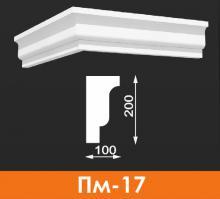 Пояс межэтажный Пм-17