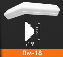 Пояс межэтажный Пм-18