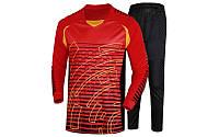 Форма воротарська чоловіча CO-022-R червона