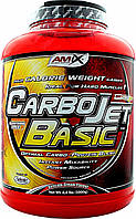 Купить гейнер Amix Nutrition Carbo Jet Basic, 3.0 kg