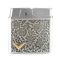 Ronson 10654 Plume Silver Arabesque ZR10654